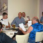Fischereiverein Sitzung